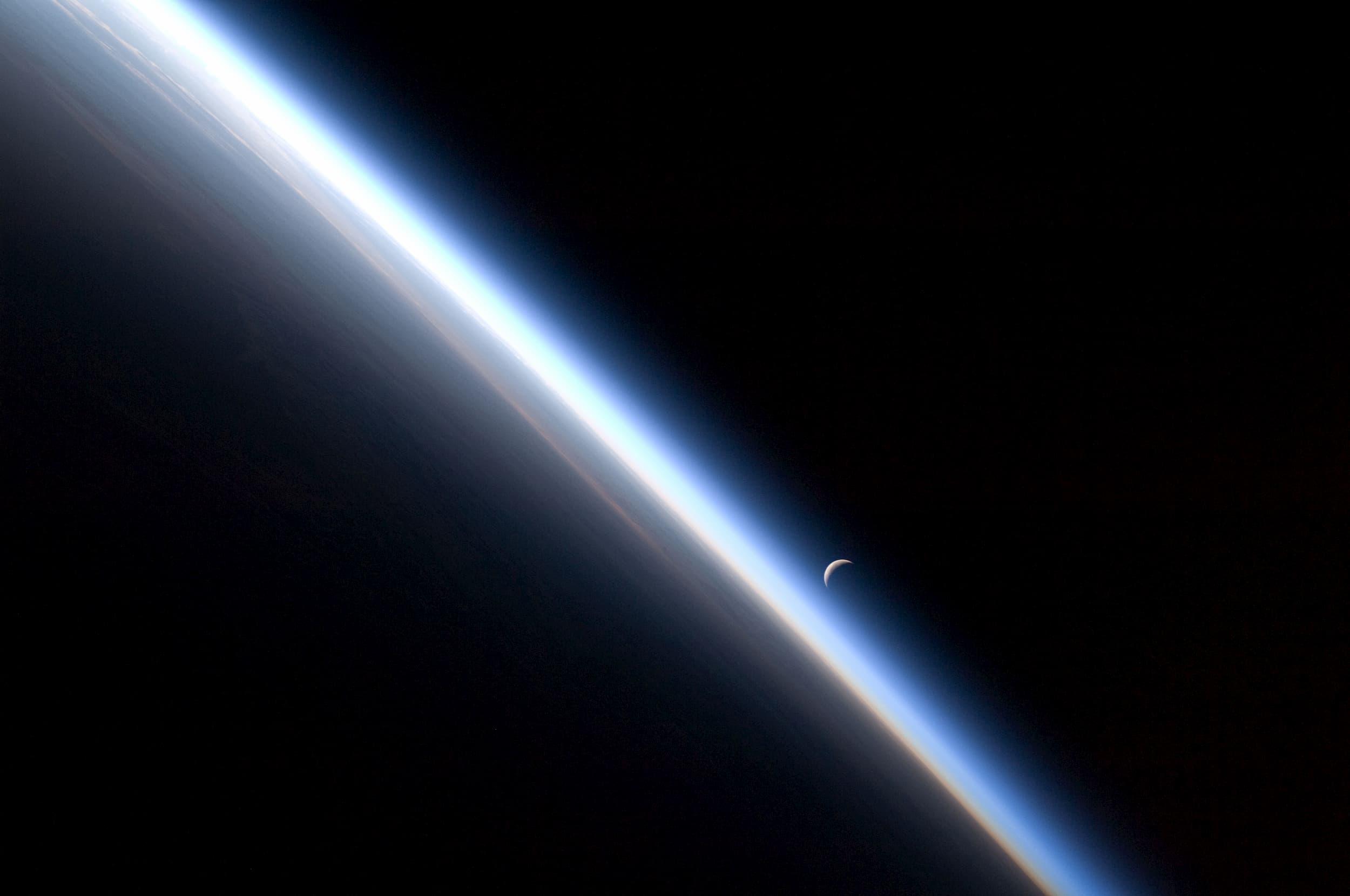 האטמוספרה בכדור הארץ: קחו נשימה עמוקה