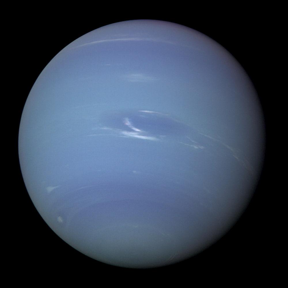 נפטון: כוכב הלכת הכחול