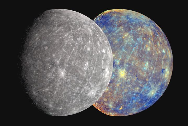 חמה: מסתרי כוכב הלכת הקרוב לשמש