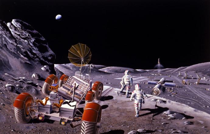 מושבת ירח