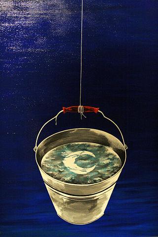 דלי מים כזה, אבל גדול יותר. הרבה יותר | Simone Tagliaferri