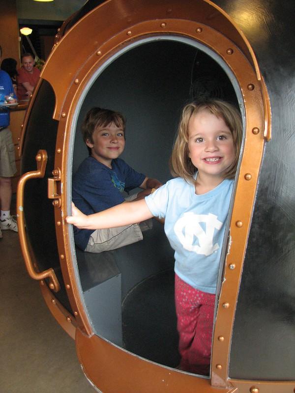 ילדים בחללית