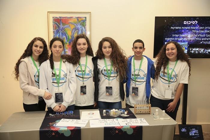 תלמידי יגאל אלון | צילום: אלירן אביטל