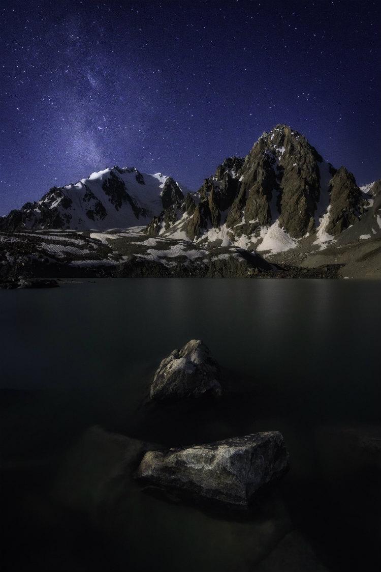 איתי מוניקדם- טג'יקיסטן