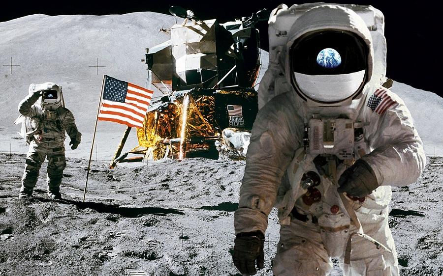 משימת אפולו (תמונה מעובדת) | NASA, Gray Lensman QX's Flickr