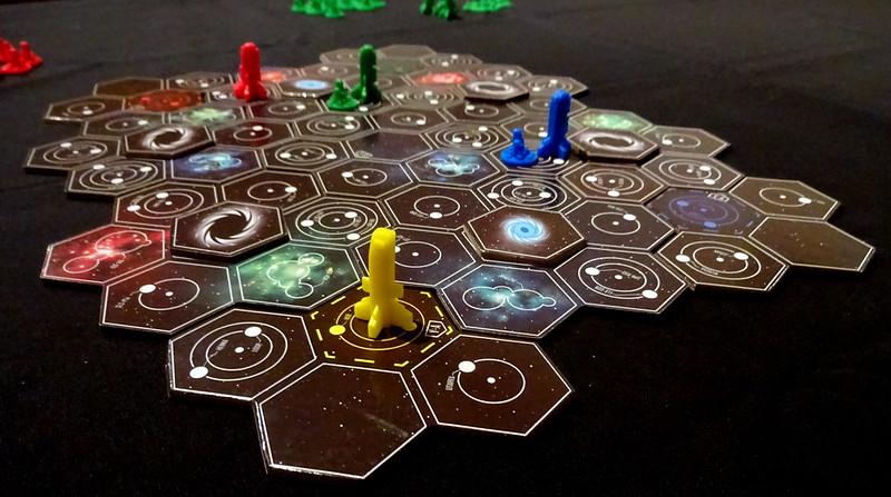 משחק קופסה חלל
