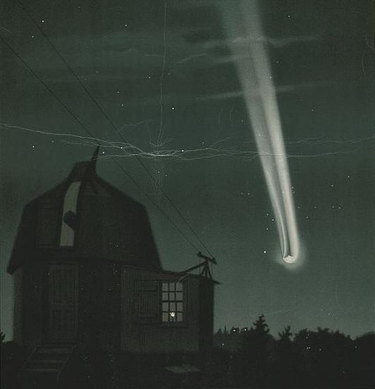 איך זה שאסטרואיד אחד לבד מעז