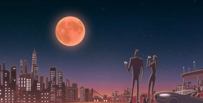 איור ליקוי ירח