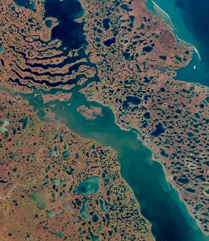 מפרץ ליברפול וחצי האי טוקטויאקטוק