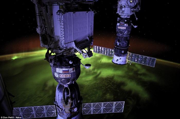 דון פטיט/NASA
