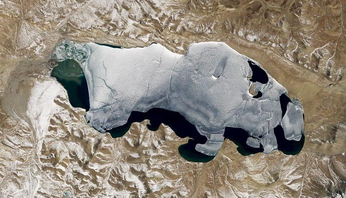 אגם פומה יומקו, טיבט
