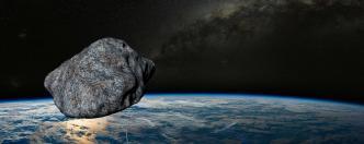 אסטרואיד סמוך לכדור הארץ