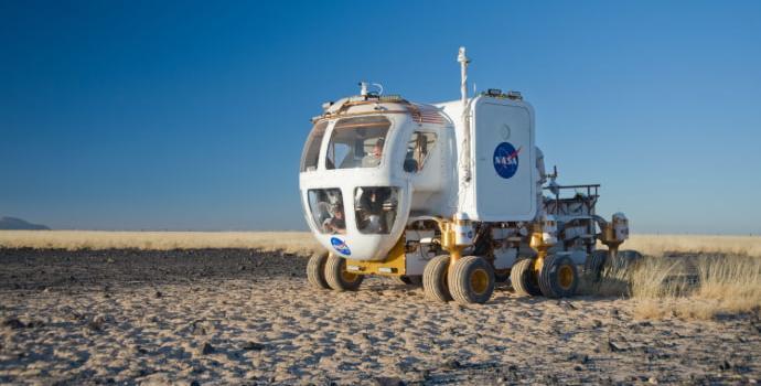 רכב חלל מנוסה באריזונה