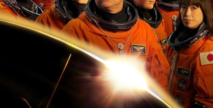 פוסטר אסטרונאוטים לפי הסרט ארמגדון