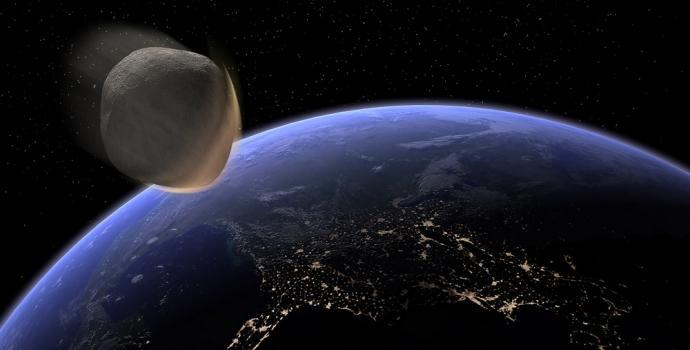 האסטרואיד 2016HP6 מתקרב לכדור הארץ