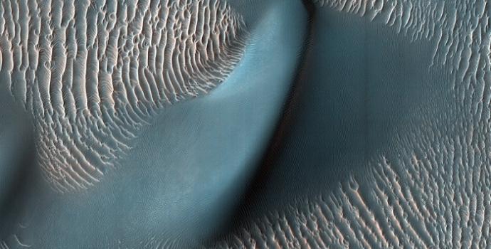 נופי מאדים כפי שמעולם לא ראיתם אותם