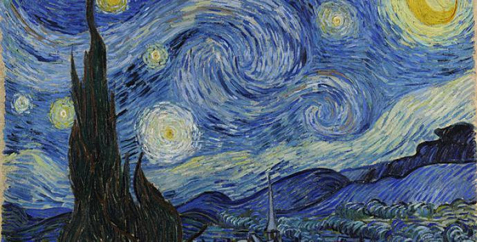 חידת ליל הכוכבים של ואן גוך