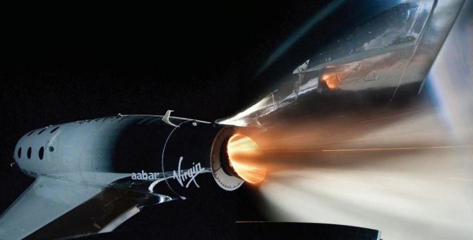 סרטון מדהים של וירג'ין: תיירות החלל מעבר לפינה