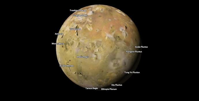 סיור פלנטות וניווט ירחים: גוגל מפות מחשבים מסלול מחדש