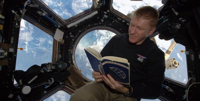 הלו, זה כדור הארץ? יומן מסע מרהיב מהחלל