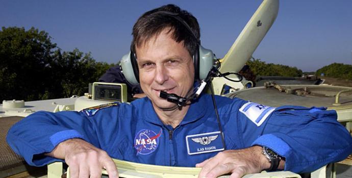 אילן רמון, האסטרונאוט הישראלי הראשון | סוכנות החלל הישראלית