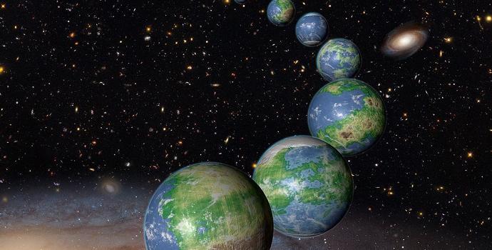 עולמות שיכולים לקיים חיים ביקום – עד כמה הם סבירים? קרדיט: NASA, ESA, and G. Bacon (STScI)