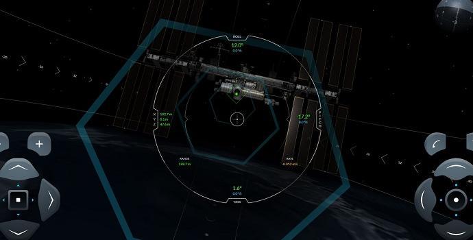 צילום מסך מתוך סימולטור הטיסה