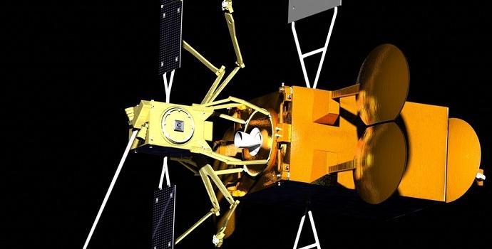 הדמיה של ה-Space Drone בא לעזרת חבר. קרדיט: Effective Space