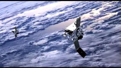 """משלחת לוויין הסטריאו של נאס""""א"""