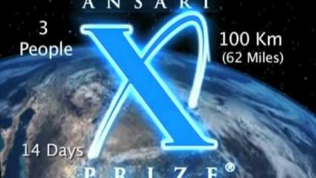 Winning the Ansari X PRIZE in 2004
