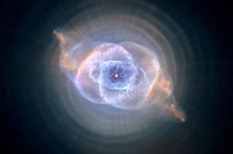 ערפילית עין החתול. תפעילו את הדמיון |צילום: NASA/ESA/HEIC/The Hubble Heritage Team/STScI/AURA
