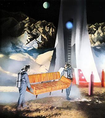 עוברים דירה לירח