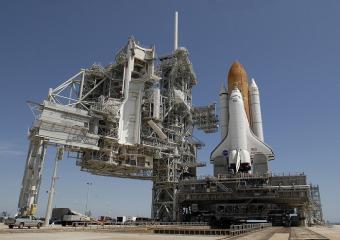 כן שיגור בקייפ קנוורל | צילום: NASA/Kim Shiflett