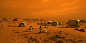 מושבה במאדים