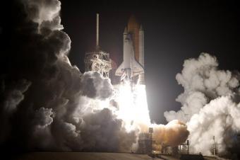 מעבורת החלל דיסקברי | צילום: NASA/Sandra Joseph and Kevin O'Connell