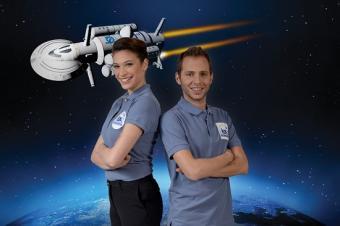 نستعد لأسبوع الفضاء الاسرائيلي 2016 في الكنيونات في أنحاء البلاد