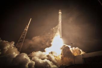 משגר הפאלקון 9 | SpaceX