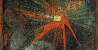 הציור גוף שמימי בשמי הלילה מאת אלברכט דירר