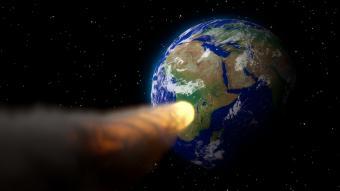 אסטרואיד במסלול ישיר - הסיוט הכי גדול של האנושות