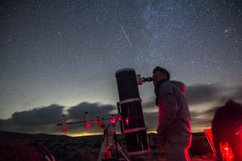 תצפית אסטרונומית