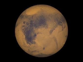 כוכב הלכת מאדים | צילום: NASA