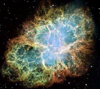 שיירים של סופר נובה | NASA