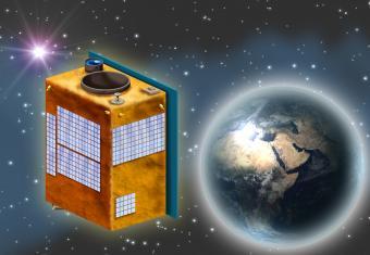 القمر الصناعي ULTRASAT