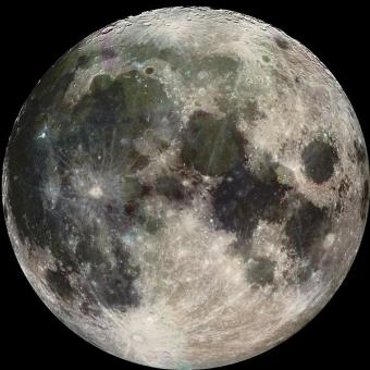 ירח מלא | NASA