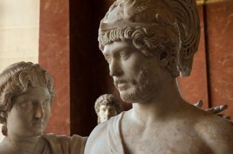 ונוס ומארס מאת הפסל הרומי Pasiteles ׁ(סביבות 130 לספירה) | צילום: Egisto Sani