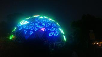 לילות יורי: המבנה הגאודזי