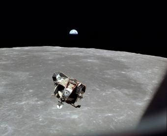 """49 שנה לאפולו 11: הסרטון החדש של נאס""""א יעיף אתכם לירח"""