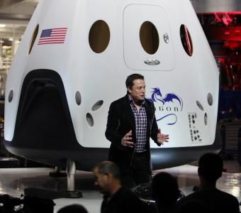 להרגיש בבית במאדים: אילון מאסק על היתכנות התיישבות בכוכב האדום