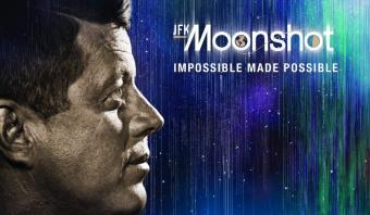 50 שנה לאפולו 11: ללכת על הירח בסלון שלכם