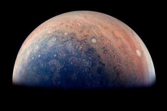 כוכב הלכת צדק כפי שמעולם לא ראיתם אותו